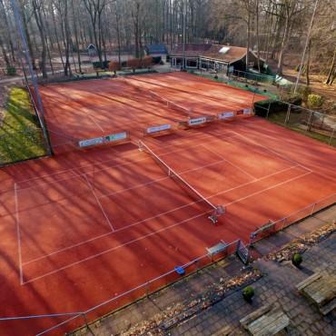 'De Deventer tennisfamilie was weer voor een weekje bij elkaar'