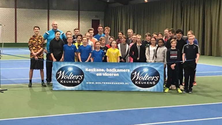 Wintercompetitie Wolters Keukens afgerond