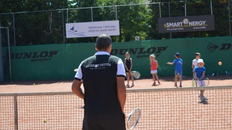Convenant Tennispromotie in de gemeente Deventer trekt aandacht KNLTB