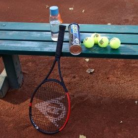 Maak kennis met tennis.