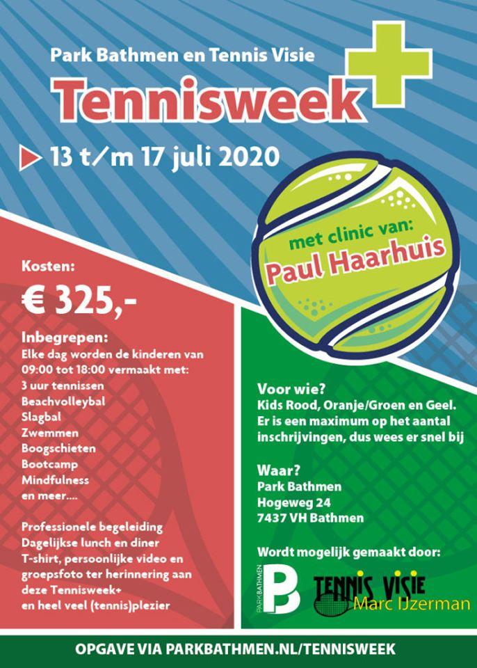 Park Bathmen en Tennis Visie Tennisweek